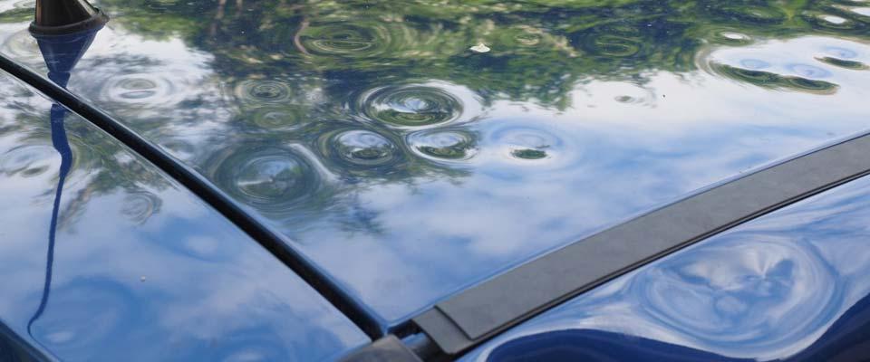 Hail Damage Car Repair